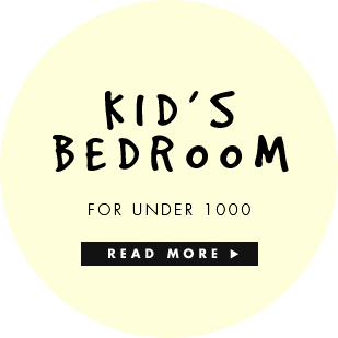 Kid's room for under 1000